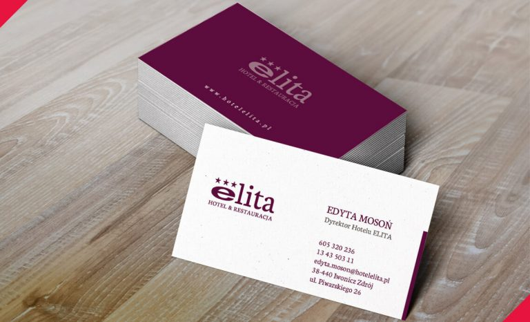 Hotel Elita – wizytówka