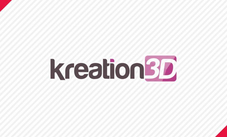 Kreation 3D – logo dla firmy Krosno