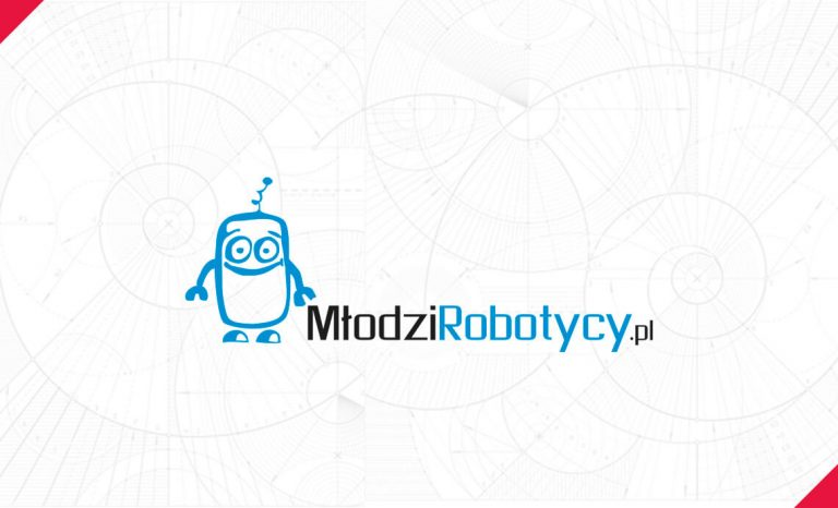 Młodzi Robotycy – projekt logo