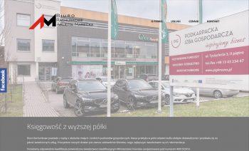 Strona internetowa RWD - Krosno