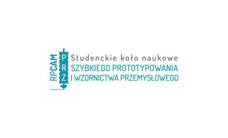 Logo dla koła naukowego RPCAM – Politechnika Rzeszów