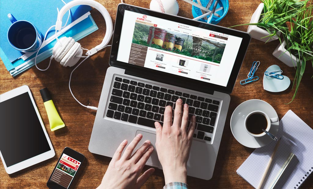 Cafemax - sklep internetowy z kawą - Jasło